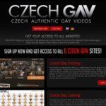 Czech GAV Account