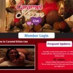 Offer Caramel Kitten Live