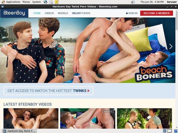 8teenboy.com Sex Tape