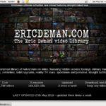 Discount Eric Deman Save 50%