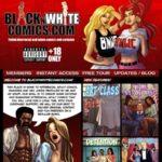 Freies Blacknwhitecomics
