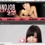 Handjob Japan Femdom
