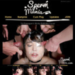 Sperm Mania Hd New