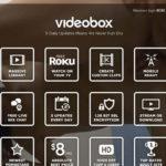 Videobox Sites