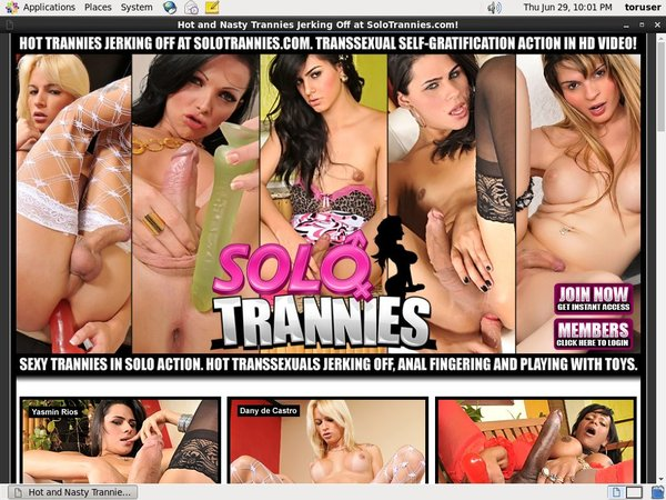 Discount Code Solotrannies