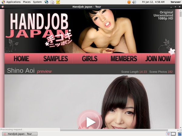 Handjob Japan Password Site