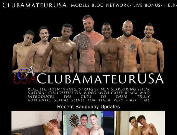 Club Amateur USA Exit Discount