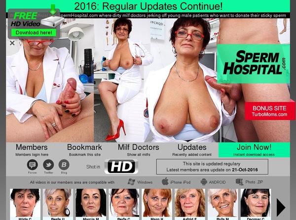 Sperm Hospital With Webbilling.com