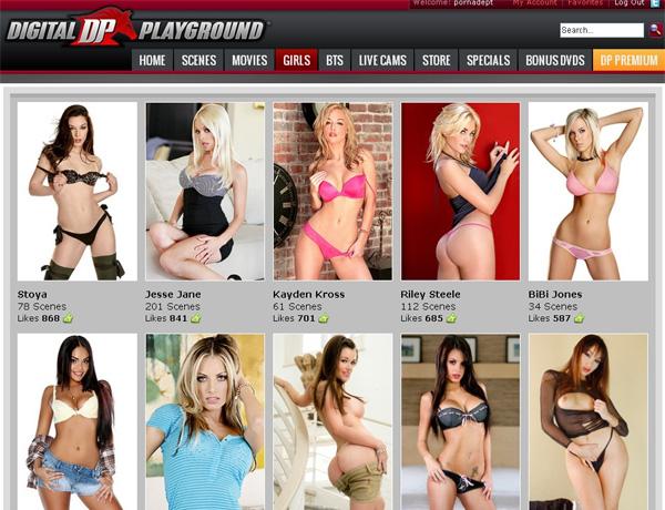 Digitalplayground.com Dildo