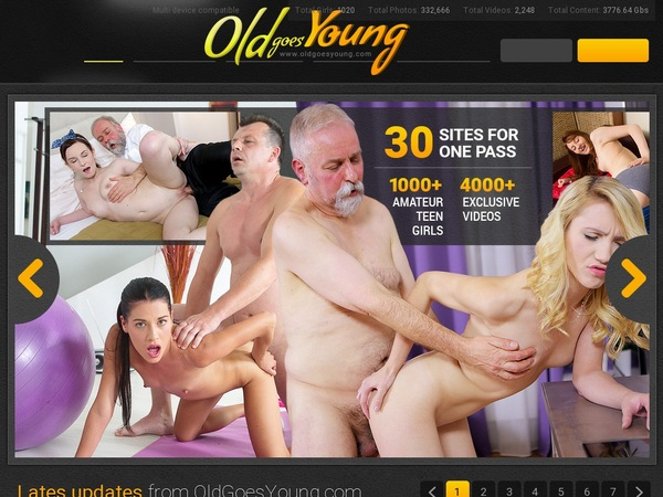 Old Goes Young Members