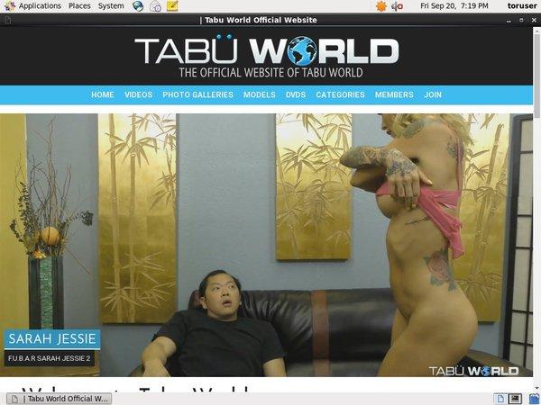Tabuworld Stockings