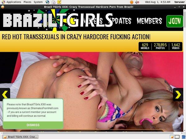 Brazil TGirls XXX Latex