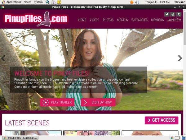 Pinupfiles.com Porn Clips