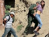 Border Patrol Sex Girls s1
