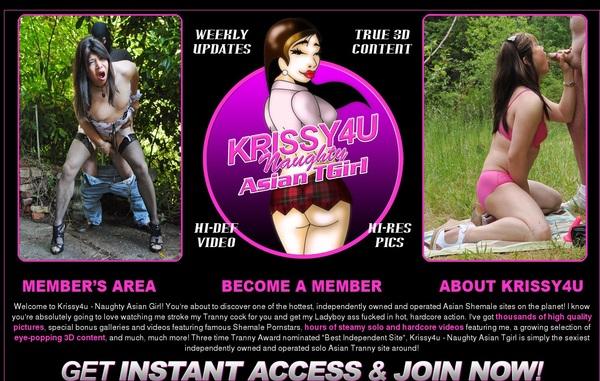 Krissy4u Discount Membership