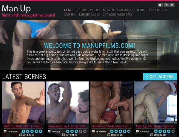 Man Up Films Free User