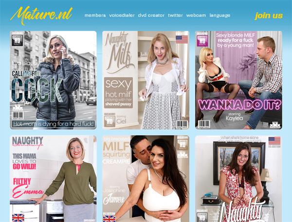 Mature.nl Websites