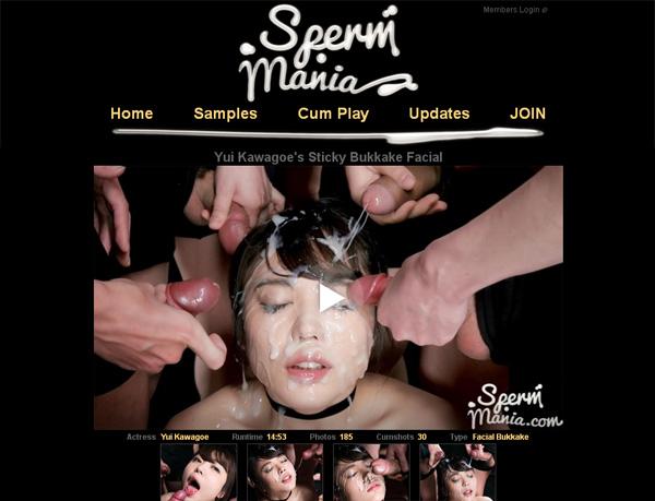 Spermmania.com Footjob