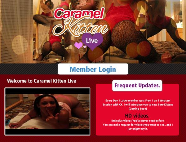 Video Caramelkittenlive.com Free